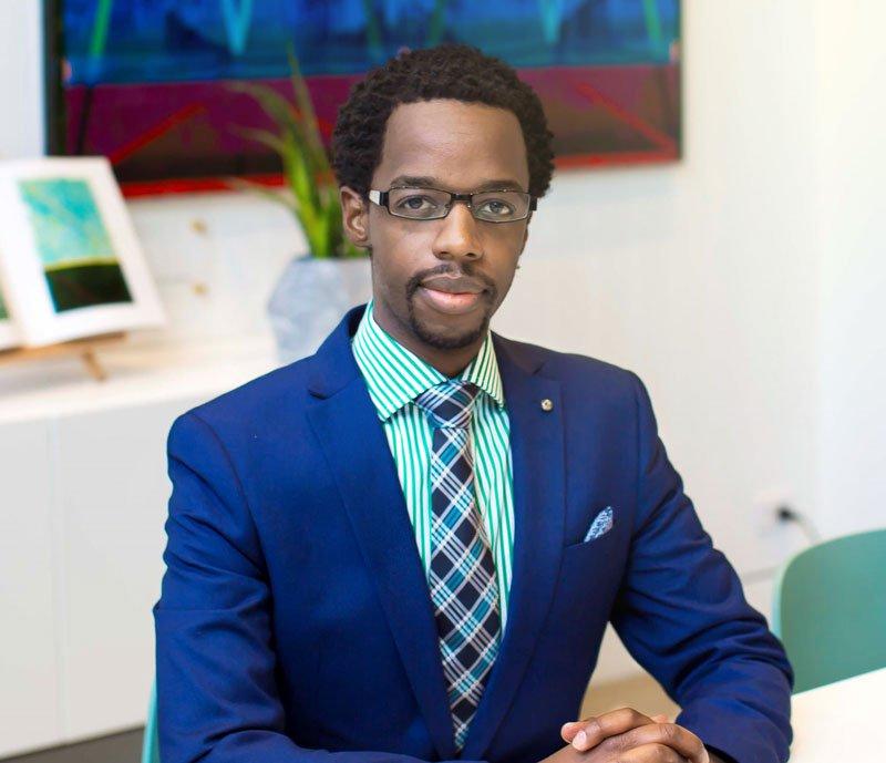 Dr. Andrew Kiyingi